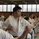金澤 秀和 Hidekazu Kanazawa/1dan