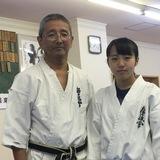 関 幸彦 Yukihiko Seki / 3dan